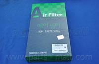 Фильтр воздушный Toyota Corolla(E120) 00- (производство Parts-Mall ), код запчасти: PAF-075