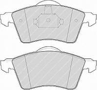Колодки гальмівні дискові (производство Ferodo ), код запчасти: FVR1163