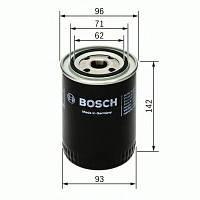 Фильтр масляный (производство Bosch ), код запчасти: 0451104066