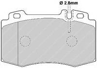 Колодки гальмівні дискові (производство Ferodo ), код запчасти: FDB1426