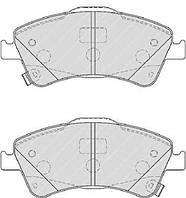 Колодки гальмівні дискові (производство Ferodo ), код запчасти: FDB4047