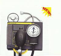 Тонометр механический на плечо Little Doctor LD-61 Профессиональный с детской нейлоновой манжетой 18-26 см.