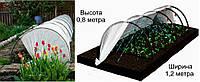 Парник Shelter (с системой полива дождь 4 м )