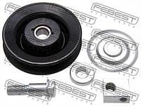 Ролик натяжной ремня кондиционера (производство Febest ), код запчасти: 0487V75