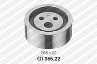 Натяжной ролик, ремень ГРМ Renault 8200102612 (производство NTN-SNR ), код запчасти: GT355.22