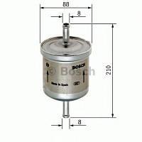 Паливний фільтр 5908 volvo s40,s60,s80,v40,v70,xc70 97-06 (производство Bosch ), код запчасти: 0450905908