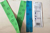 Кінезіо тейп для гомілки LEG (Kinesio tape, KT Tape) еластичний пластир