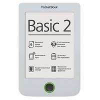 Электронная книга PocketBook Basic 2 Black & White (PB614-D-CIS)
