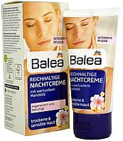 Ночной крем успокаивающий DM Balea Reichhaltige Nachtcreme 50м.