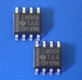 Чип LM358DR LM358 SOP8 усилитель