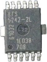 Чип BTS5242-2L HSOP12, интеллектуальный ключ