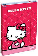 Папка для труда на резинке Hello Kitty А4