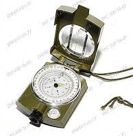 Компас TSC-068, Туристический компас, жидкостный компас, подарок туристу и путешественнику, набор для туризма,