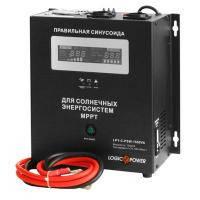 Источник бесперебойного питания LogicPower LPY-C-PSW- 1500VA, 24V, МРРТ контролер (4125)
