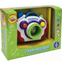 Музыкальная игрушка Mommy Love Мини-камера (8807-9)