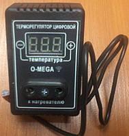 Цифровой терморегулятор ОМЕГА для инкубатора