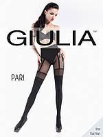 Колготки с имитацией чулка Giulia 60 ден