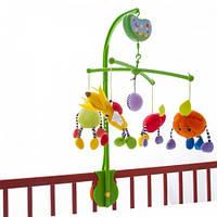 Biba Toys Музыкальный детский мобиль Сочные фрукты 082BM