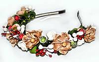 Обруч на голову Цветы