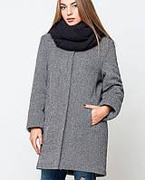 Зимнее драповое пальто | Хелен зима leo