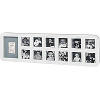 Рамочка Baby Art First Year Print Frame White&Grey