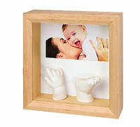 Рамочка Baby Art Photo Sculputure Frame Natural