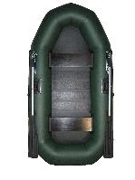 Двухместная надувная гребная лодка ΩMega 245