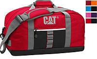 Дорожно-спортивная сумка CAT Urban Active 82964 (красный, бордовый и розовый цвет, объем 32л)