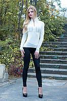 Лосины -брюки молодежные стрейчевые