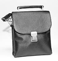 Кожаная сумка-барсетка