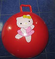 Мяч детский  для фитнеса (d 65 см)