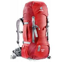 Рюкзак туристичний Deuter Fox 30 fire-cranberry (36053 5520) для пішого та гірського туризму, 30 л,