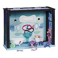 Игровой набор Литл пет шоп Стильный Спа-салон. Оригинал Hasbro