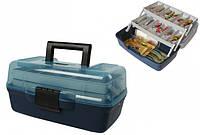Ящик для рыбалки 2-х полочный Aquatech  1702Т
