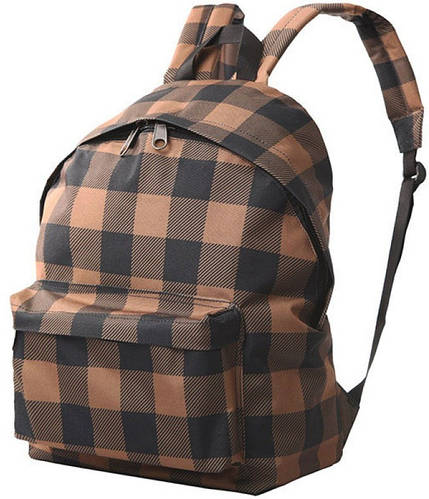 Стильный городской рюкзак Spayder 28 л. полиэстер 633 Brown