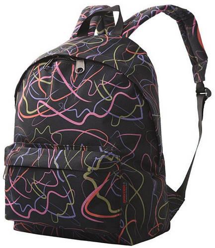 Эффектный городской рюкзак Spayder 28 л. полиэстер 633 Flom