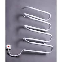 Полотенцесушители электрические с терморегулятором Волна (белый)