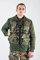 Камуфляжный Жилет ''Охотничий'' Дуб зеленый