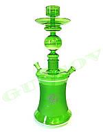 Кальян Temple - Зелёный (в кейсе)