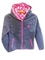 Куртка женская двухсторонняя, фото 1
