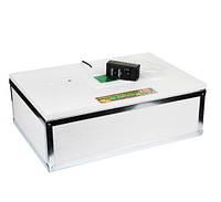 Инкубатор Наседка ИБМ-70 яиц с ручным переворотом и электронным регулятором