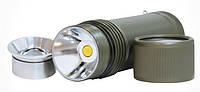 Подствольный фонарь для подводной охоты HunterProLight-4 MTG-2 (1900 люмен)