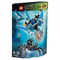 Конструктор Lego Bionicle Акида, Тотемное животное Воды