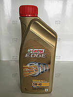 Масло моторное синтетическое 5W40 EDGE C3 (1L) Пр-во Castrol.
