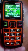 Телефон power bank 5000Mah 2sim сим противоударный