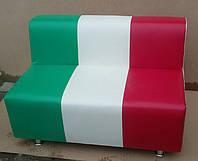 Мягкий диван для магазина одежды
