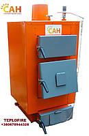 Бытовой котел длительного горения САН ЭКО (CAH Eco) мощностью 10 кВт