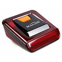 Задний фонарь для велосипеда Magicshine MJ-819 (8xSMD red LEDs, 4 режима, USB)