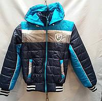 Куртка-жилетка для мальчика на весну