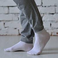 Женские однотонные укороченные носки ТМ Duna